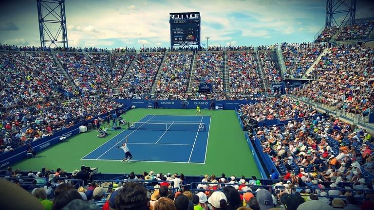 全米オープンテニス2021の試合中継・テレビ放送の視聴方法【無料あり】
